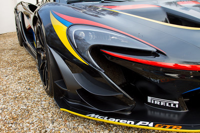 2016 - McLaren P GTR - James Hunt Special