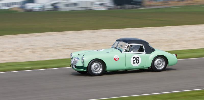 1958 MG A Twin Cam