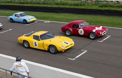 1964 - Bizzarrini 5300GT & 1964 - AC Cobra