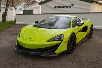2019 - McLaren 600LT Spider