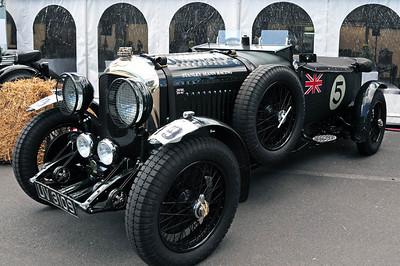 Eifelrennen Bentley