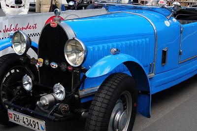 Eifelrennen Bugatti