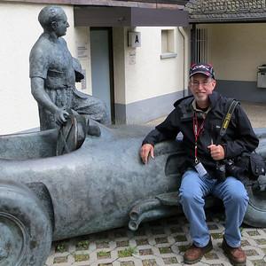 Bob and Fangio