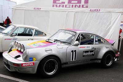 Eifelrennen Porsche Turbo