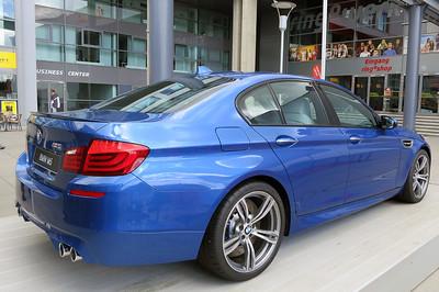 Nurburgring BMW M5