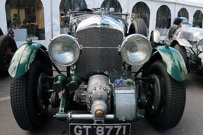 Eifelrennen Bentley 02