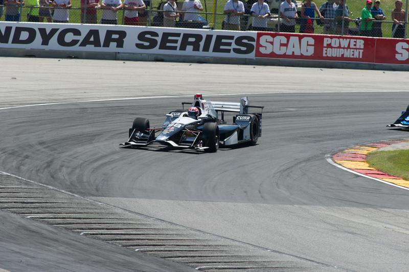 Alexander Rossi Castrol Edge/Curb Honda