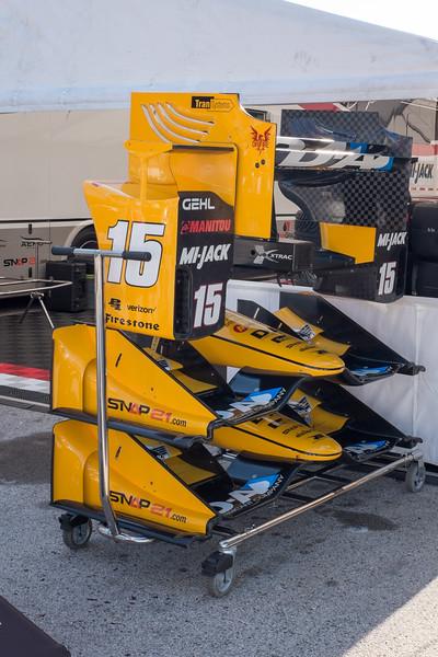 Graham Rahal Gehl/D-A Lubricant Honda