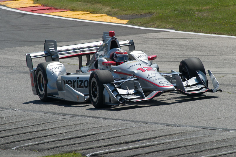 Will Power Verizon Team Penske Chevrolet