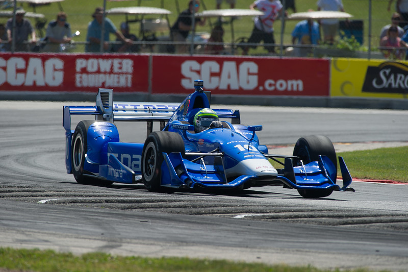 Tony Kanaan NTT Data Chevrolet