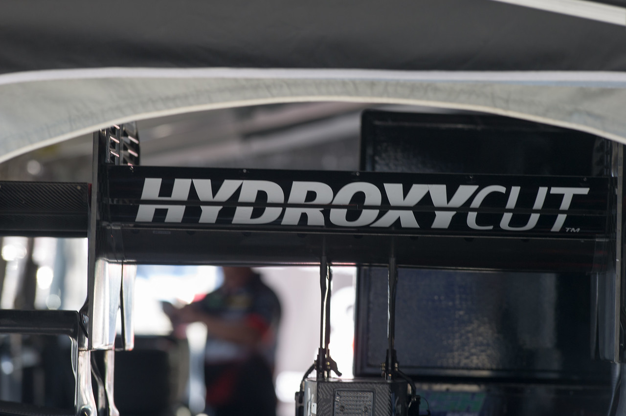 Sebastien Bourdais Team Hydroxycut - KVSH Racing Chevrolet