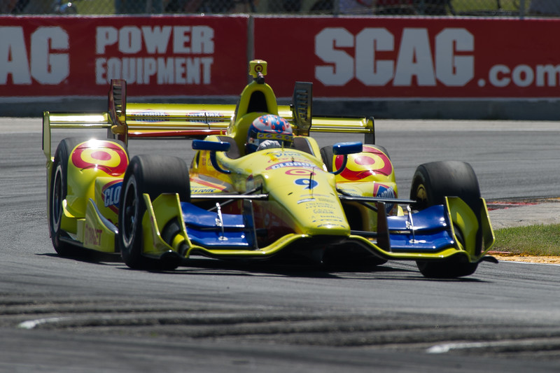 Scott Dixon Clorox Chip Ganassi Racing Chevrolet