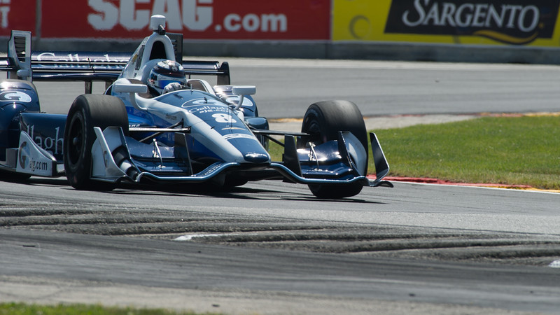 Max Chilton Gallagher Chip Ganassi Racing Chevrolet