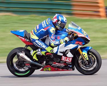 MotoAmerica Superbikes 09