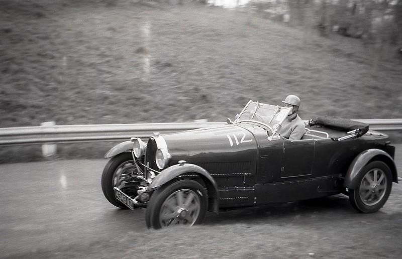 MG Conway Bugatti 43 May 1963