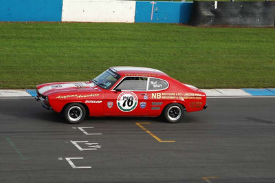 Donnington 22 October 2006 by Dave Cook