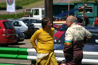 Lydden Post Historic Race 10 June 2006