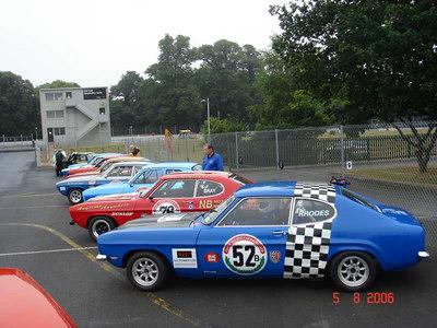 Oulton Park 5th August 2006