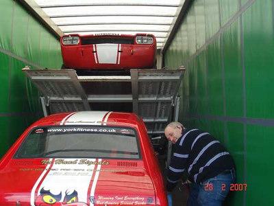 Bruntingthorpe Retro Ford Day