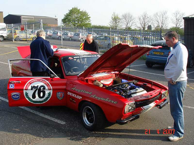 Neil Bray Racing 2007