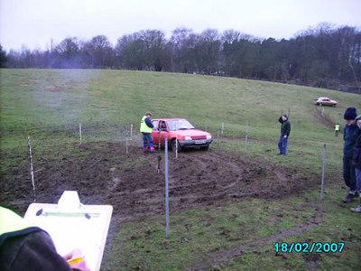 Southern Autos PCT at Brickhill 18 Feb 2007