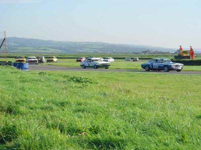 Pembrey Group 1 Race 1 - 14 September 2008