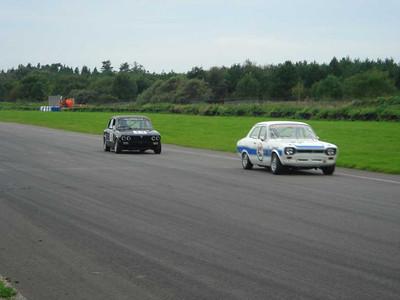Pembrey Post Historic Race 2 - 14 September 2008