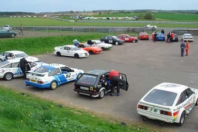 Snetterton Pre93 & CMS 27 - April 2008