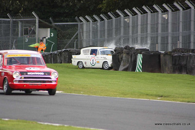 CTCRC Oulton Park 25 September 2010 - Classic and Historic