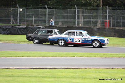 CTCRC Oulton park 25 September 2010 - Post Historic