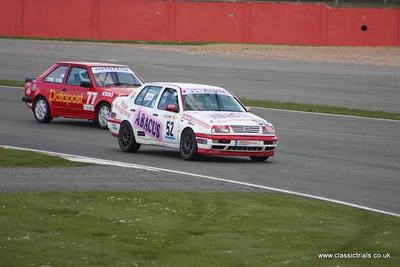 CTCRC Silverstone 10 May 2010 Pre 93 Race 1