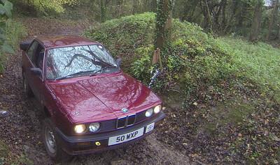 Matt Facey - BMW 316