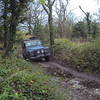 The Course Closing Land Rover