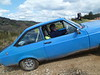 Edward Broom (Ford Escort) Photo by Alex Brooks