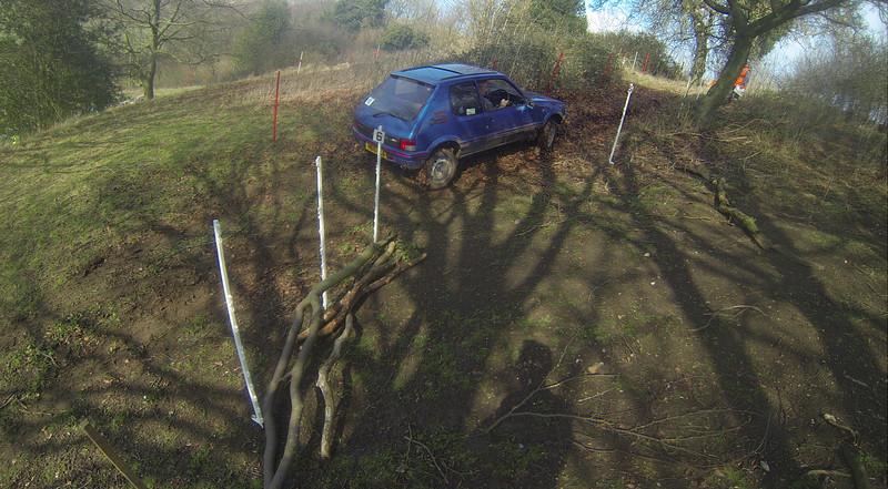 Cliff Morrell - Peugeot 205