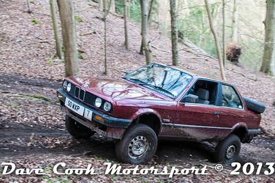 D30_3048 - No. 7, Matt  FACEY / Hollie  WOOD: BMW  316 - 1st Class 3 - Section 8 Far Bank