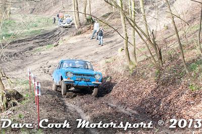 D30_2882 - No. 11, Charles  HAYWARD / Charlie  SMITH: Ford  Escort - Section 2 Beechwood
