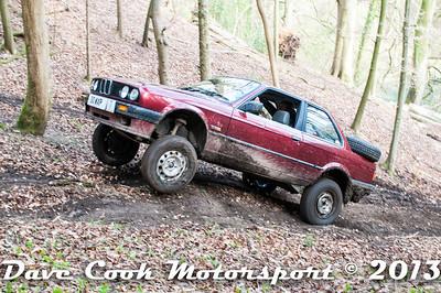 D30_2910 - No. 7, Matt  FACEY / Hollie  WOOD: BMW  316 - 1st Class 3 - Section 8 Far Bank