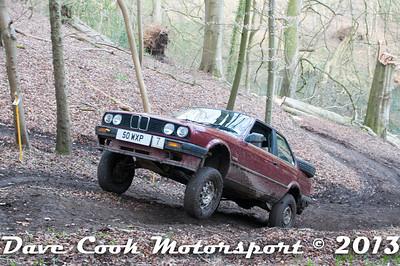 DD30_3048 - No. 7, Matt  FACEY / Hollie  WOOD: BMW  316 - 1st Class 3 - Section 8 Far Bank