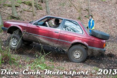 D30_2912 - No. 7, Matt  FACEY / Hollie  WOOD: BMW  316 - 1st Class 3 - Section 8 Far Bank