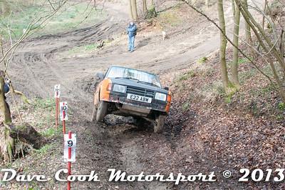 D30_2861 - No. 7, Matt  FACEY / Hollie  WOOD: BMW  316 - 1st Class 3 - Section 2 Beechwood