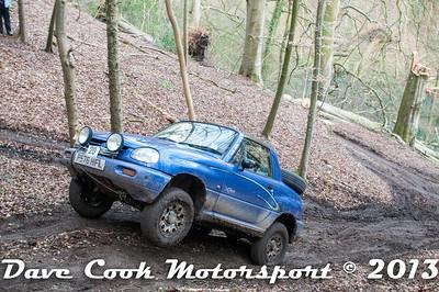 D30_3114 - No. 20, Kevin  SHARP: Suzuki X90 - Section 8 Far Bank
