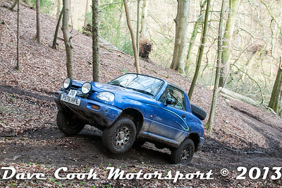 D30_3001 - No. 20, Kevin  SHARP: Suzuki X90 - Section 8 Far Bank