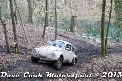 D30_3134 - No. 22, Ben  WEAR / TBA : VW  Beetle - Section 8 Far Bank