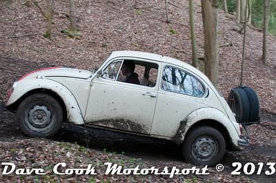 D30_3030 - No. 22, Ben  WEAR / TBA : VW  Beetle - Section 8 Far Bank