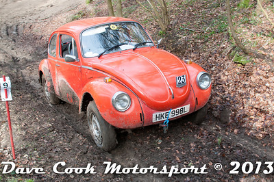 D30_2842 - No. 23, Derek THOMSON: VW  Beetle - Section 2 Beechwood