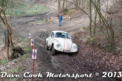 D30_2820 - No. 22, Ben  WEAR / TBA : VW  Beetle - Section 2 Beechwood