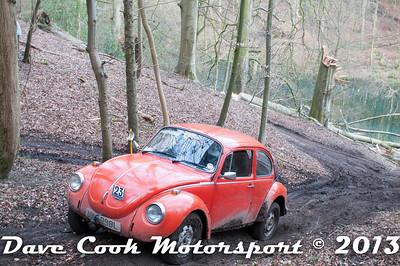 D30_3132 - No. 23, Derek THOMSON: VW  Beetle - Section 8 Far Bank