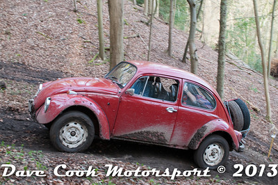D30_3033 - No. 25, Gary  BROWNING / TBA : VW  Beetle - 1st Class 6 - Section 8 Far Bank