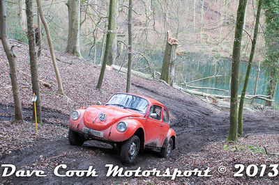 D30_3131 - No. 23, Derek THOMSON: VW  Beetle - Section 8 Far Bank